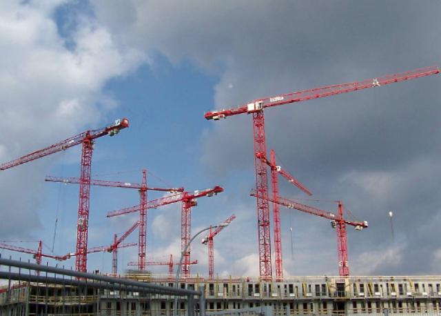 Работа для строителей в Гамбурге